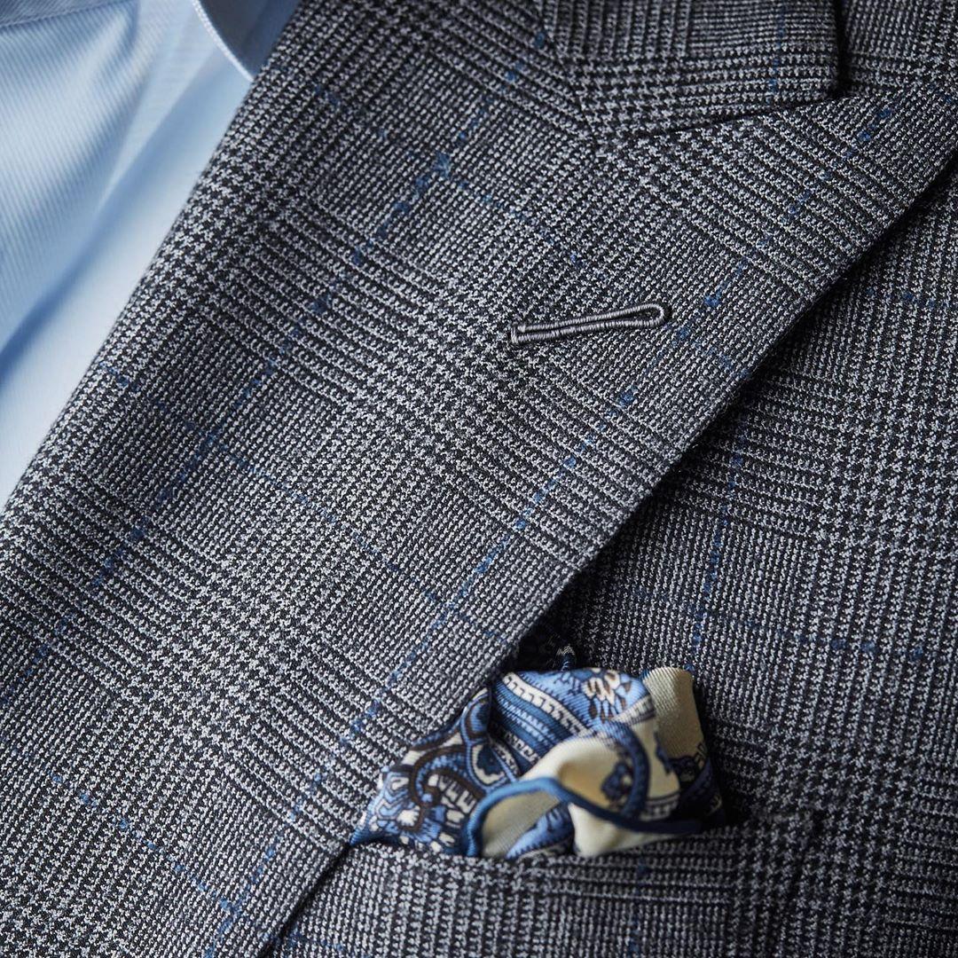 bespoke corner tailors instagram